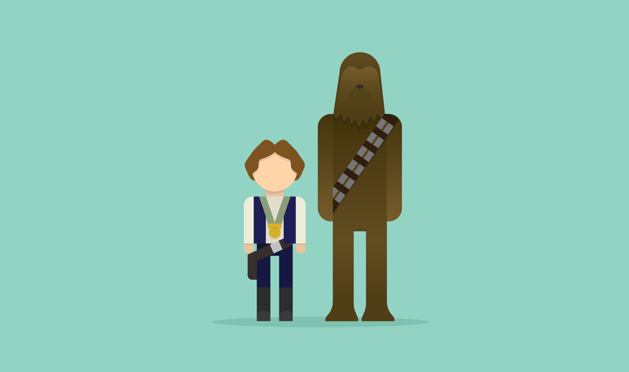 Recognition, Han Solo, and Saving the Galaxy