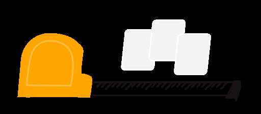Measuring Tap Graphic