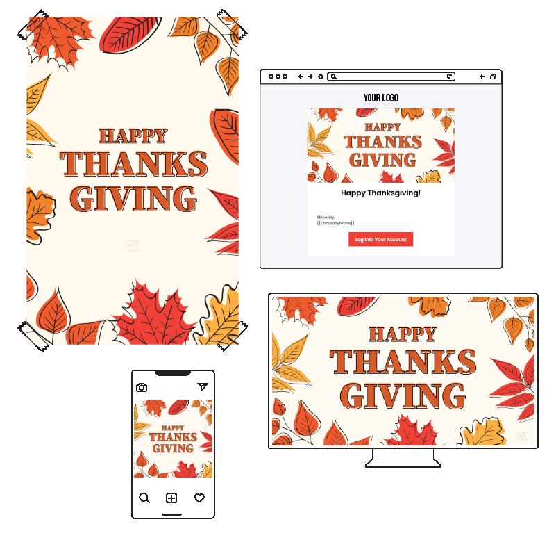 Celebrating Thanksgiving at Work