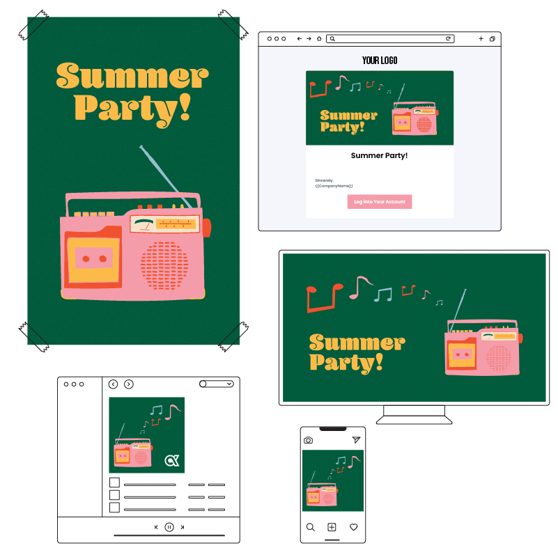Office Summer Party Ideas For In-Office & Remote
