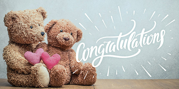 Celebrate births and adoptions with Awardco.