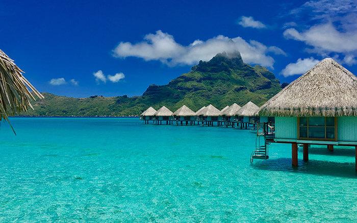Bora Bora ain't boring.