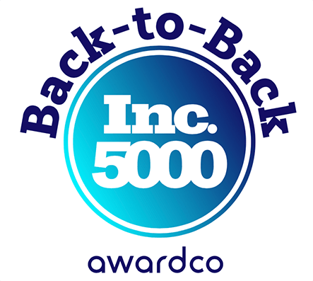 Inc. 5000 Back-to-Back