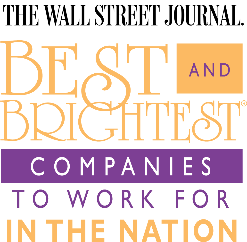 Wall Street Journal Best and Brightest Companies to Work for in the Nation