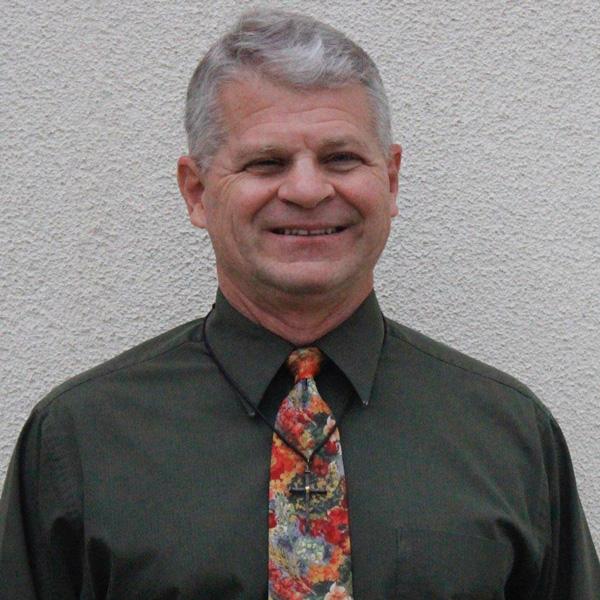 Reverend Jeff W. Rumble