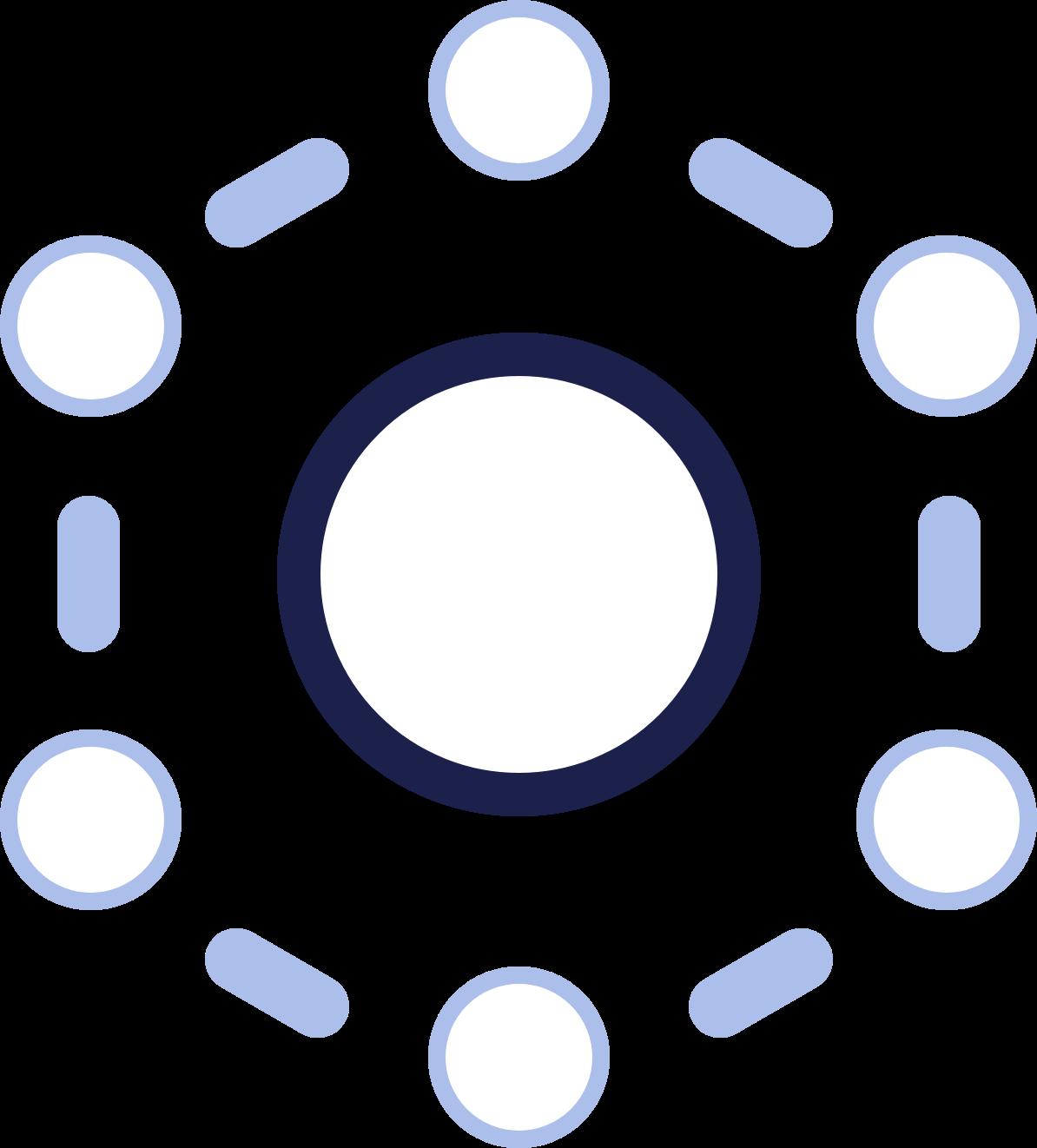 Connectter Algoritym Shape