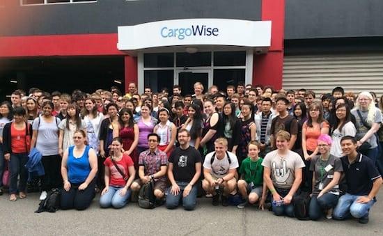 WiseTech Global team