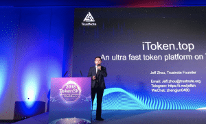 TrustNote - blockchain companies Australia