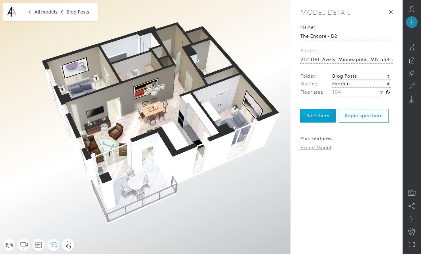 3d home plan