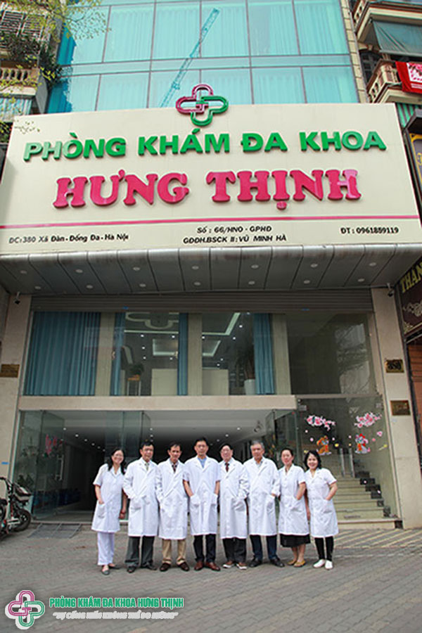 địa chỉ phòng khám nam khoa uy tín tốt nhất ở Hà Nội