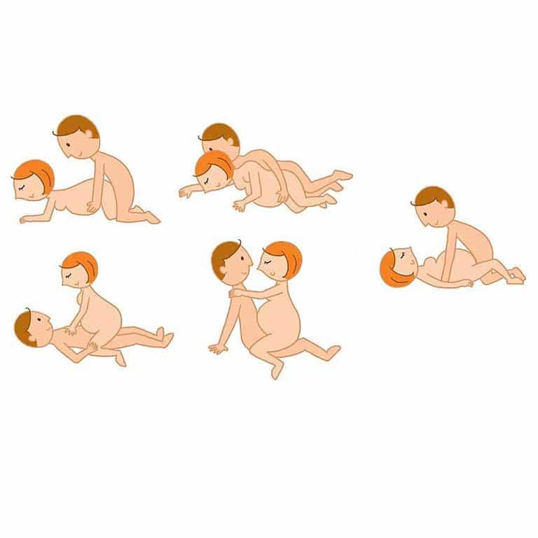 cách quan hệ an toàn khi mang thai