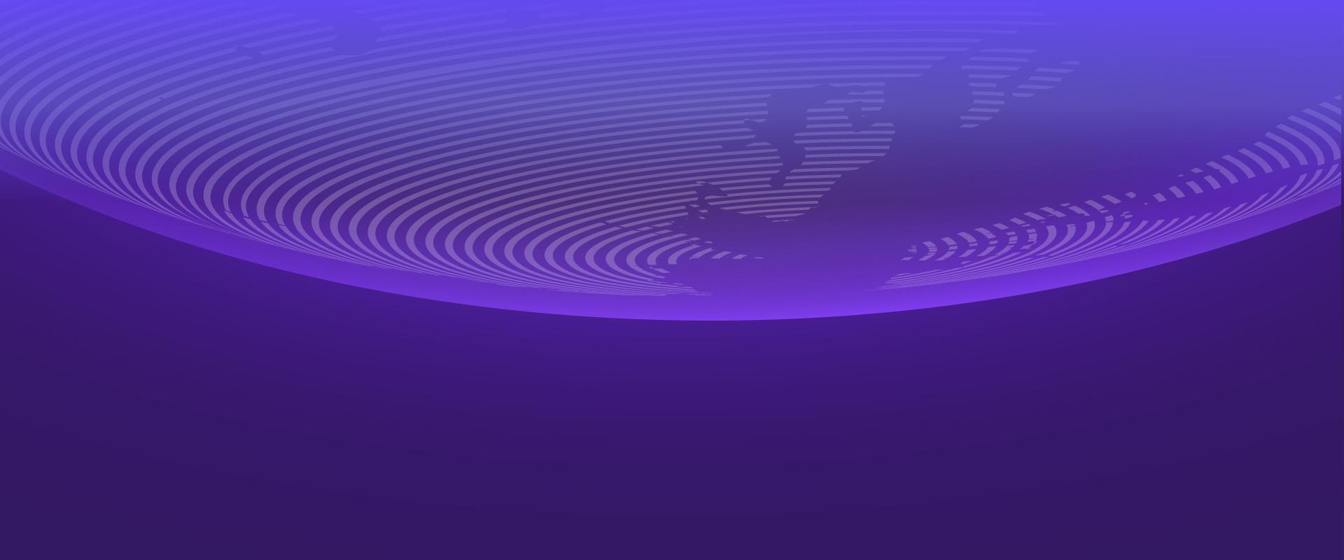 A digital representation of earth, bottom half