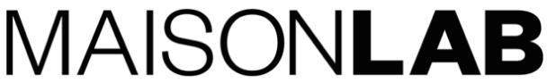 Logo MaisonLab