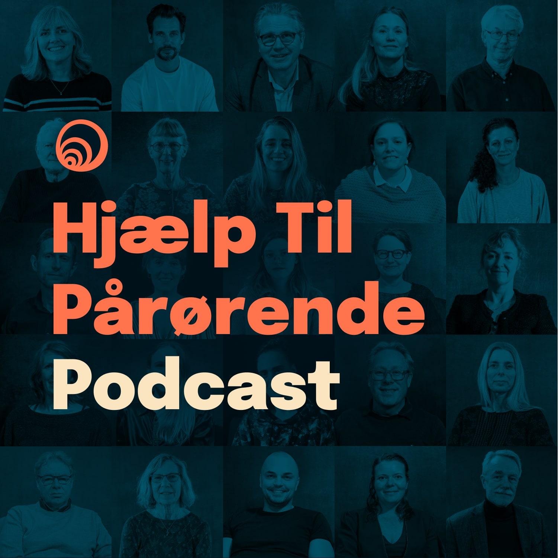 Hjælp Til Pårørende Podcast coverbillede