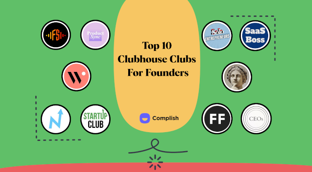 Tune in to the Top Clubhouse Founders Clubs that actually provide value. Whether you're a solopreneur, product lead, a woman in tech, or a company exec, there's a club in here that's made for you.