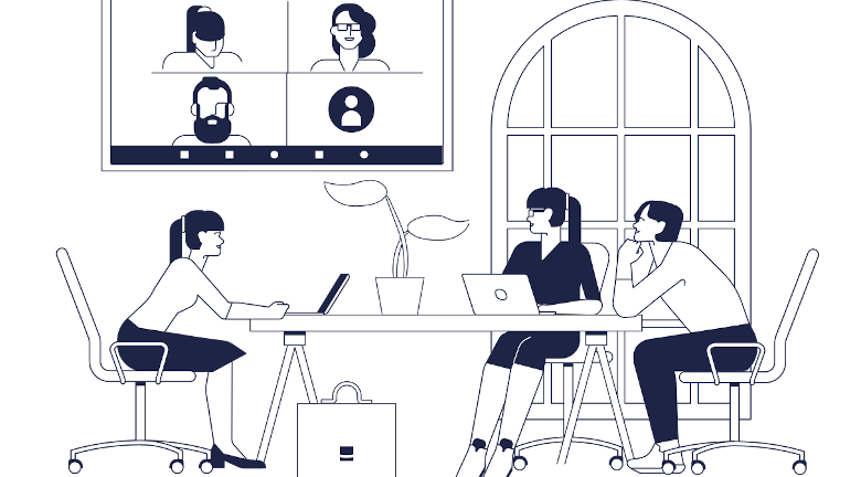 group-meeting-clipart