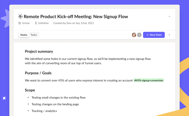 Out of the 30,000 new consumer products that are launched each year, 95% of them fail! Running a remote product kickoff meeting can make the difference between success and a massive flop. Which type of product launch would you prefer?