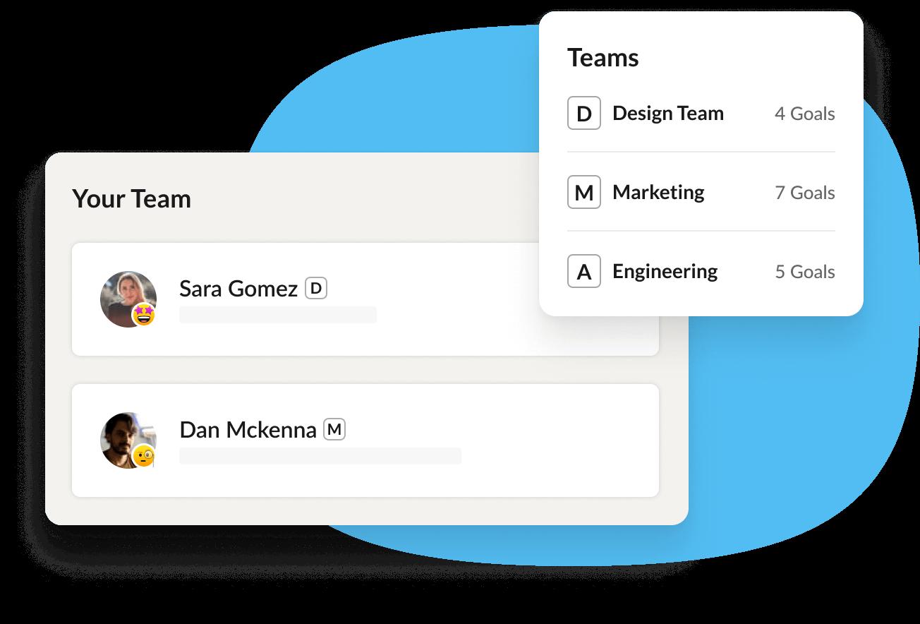 Improve team alignment