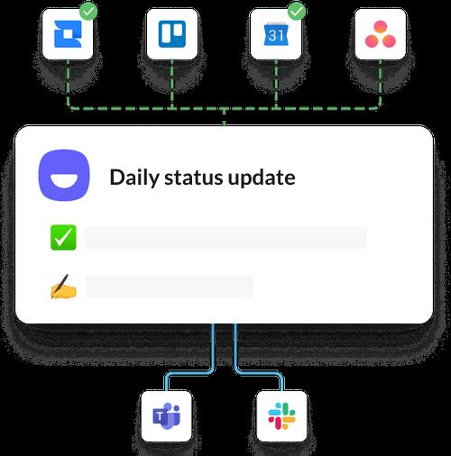 Slack standup app