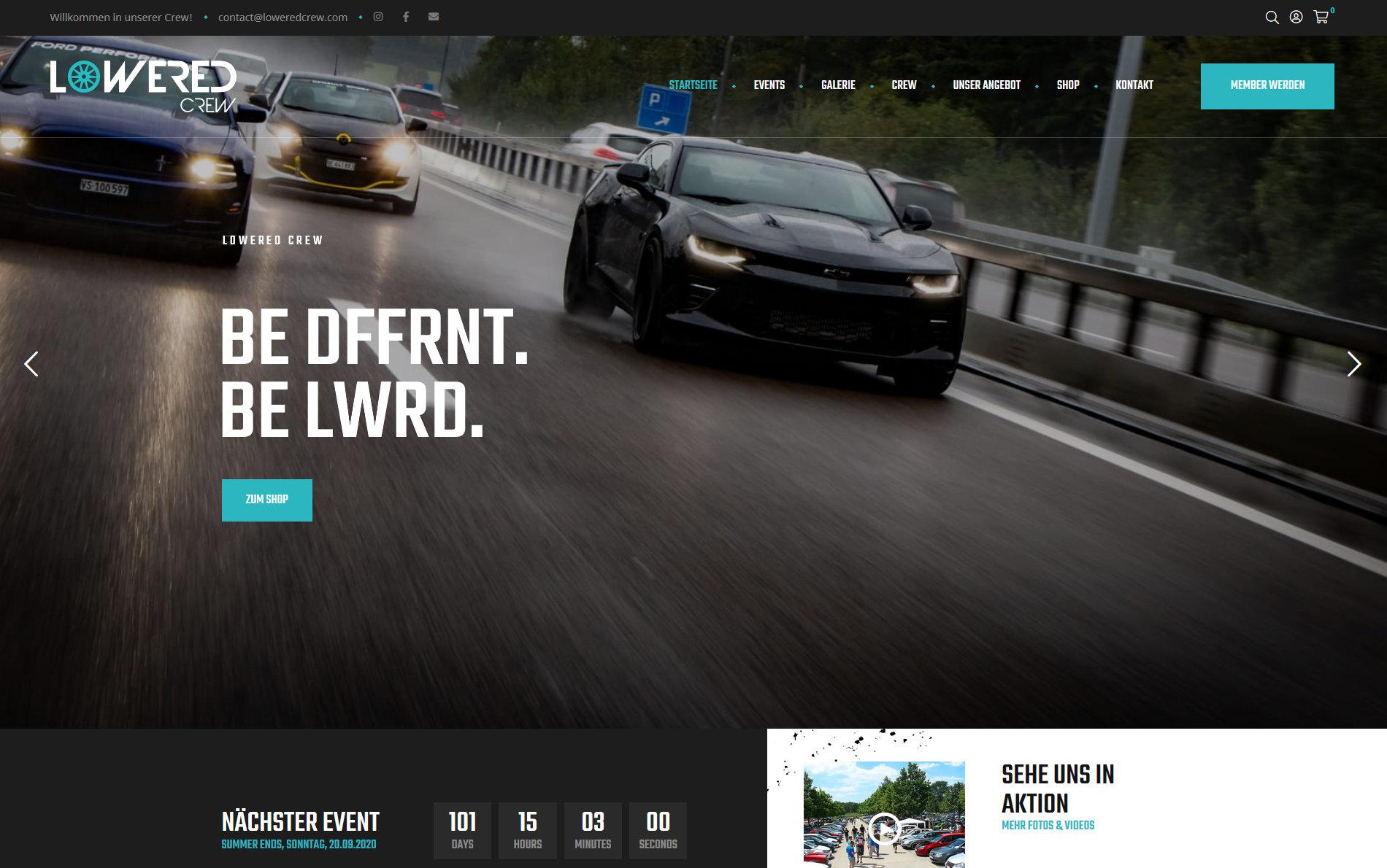Online-Shop Autoclub