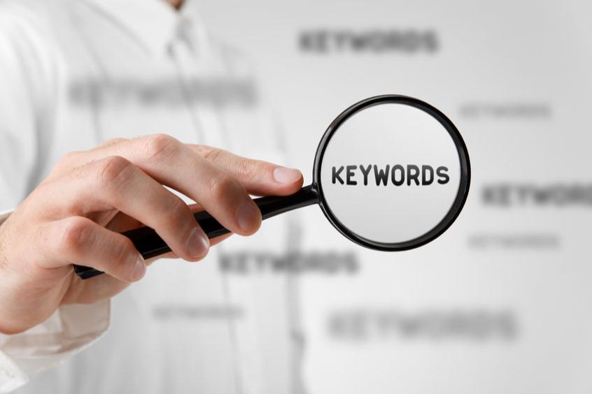 Wichtige Informationen rund um Keywords und Recherche