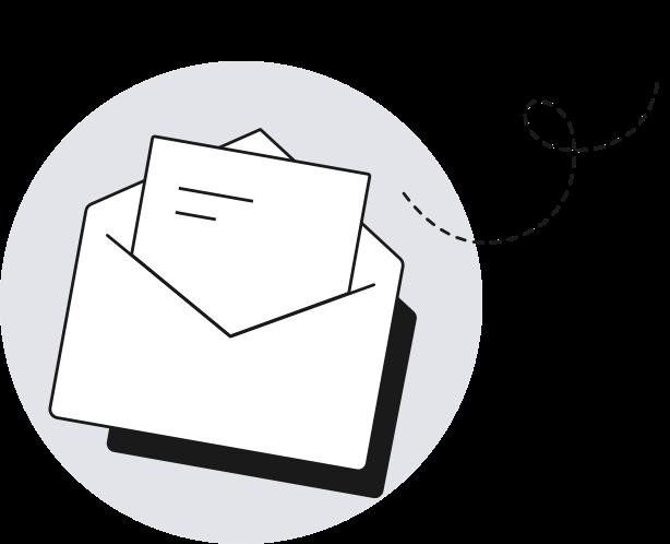 Envelope image.