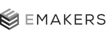 A logo of Coresender's client: Emakers.be