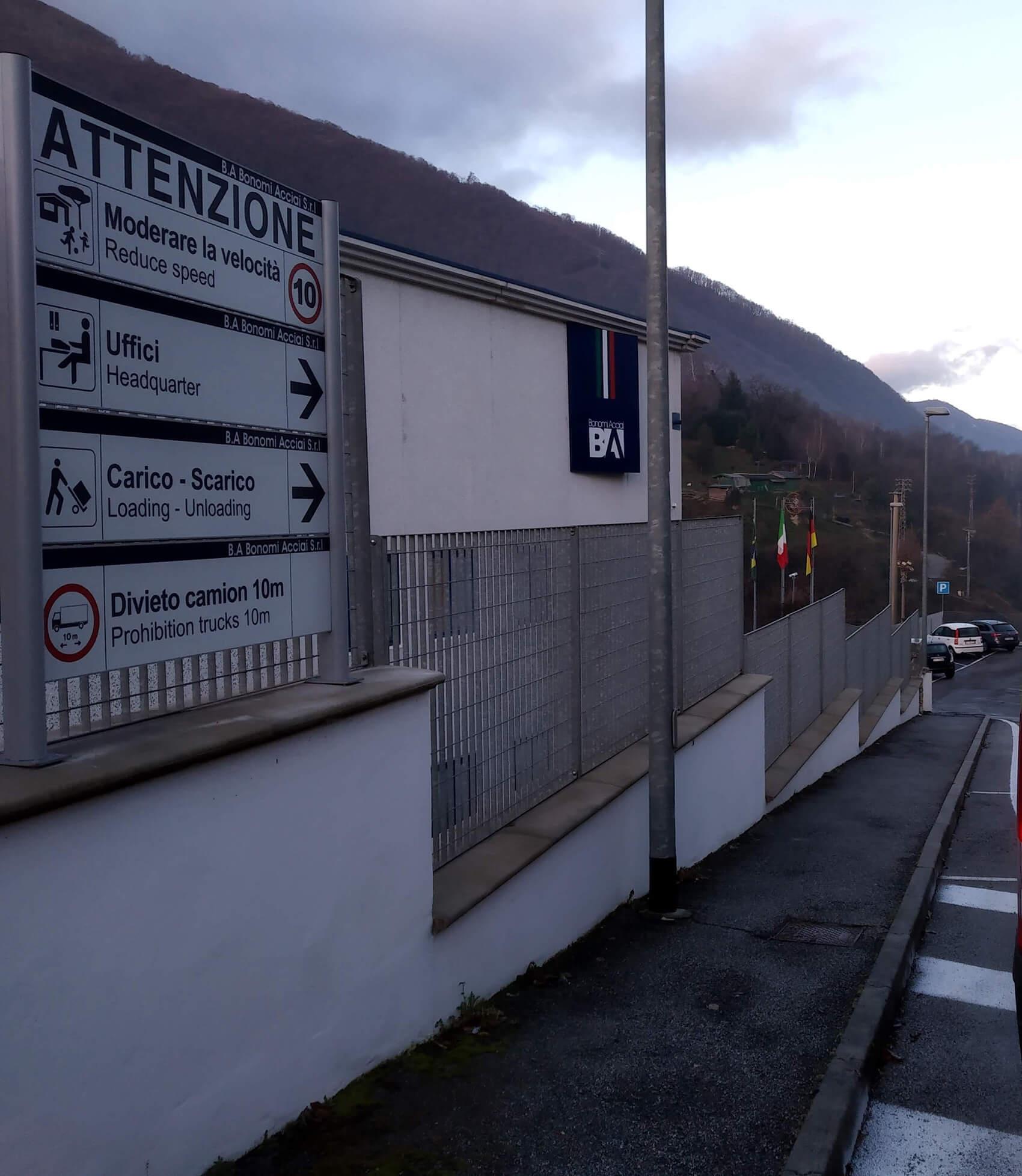 Cartellonistica Aziendale Sign Expo