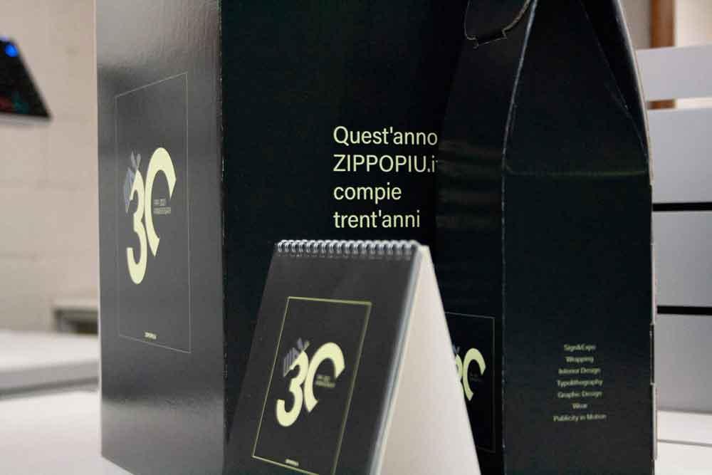 Studio Grafico Graphic Design zippo