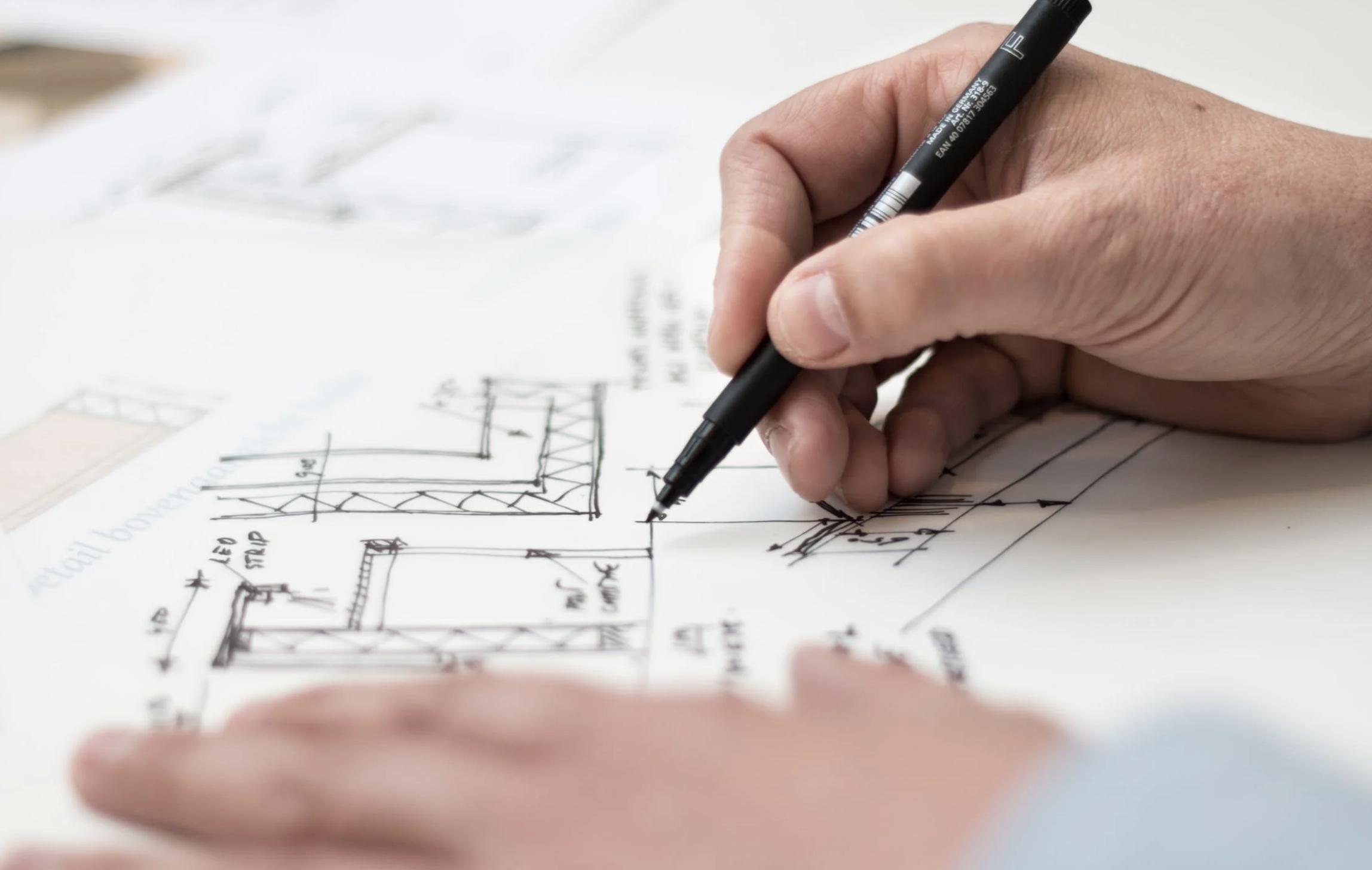 Visuelles Erscheinungsbild Planung, Gestaltung und Realisierung der visuellen Identität für die tragweite AG - Vogt Bauingenieure.