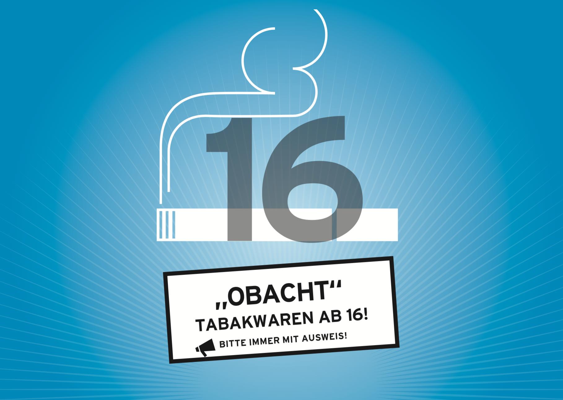 Nach dem Vorarlberg Jugendgesetz ist es nicht zulässig, alkoholische Getränke und Tabakwaren an Jugendliche unter 16 Jahren bzw. gebrannte alkoholische Getränke und solche enthaltende Mischgetränke (darunter fallen auch Alkopops) an unter 18 Jährige abzugeben.