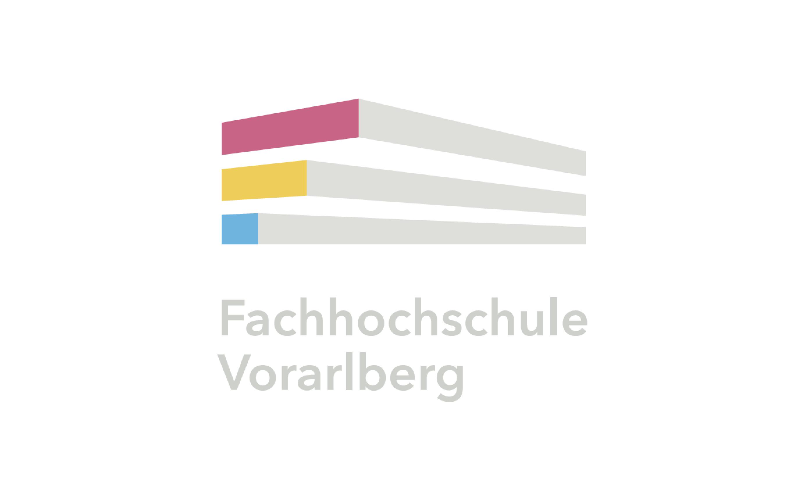 Wir freuen uns über den gewonnenen Teilauftrag (Webportal) der Fachhochschule Vorarlberg. Die Ausschreibung des Wettbewerbs beinhaltete die Überarbeitung des Markenauftrittes der FH Vorarlberg.