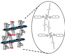 Conjugated Material diagram