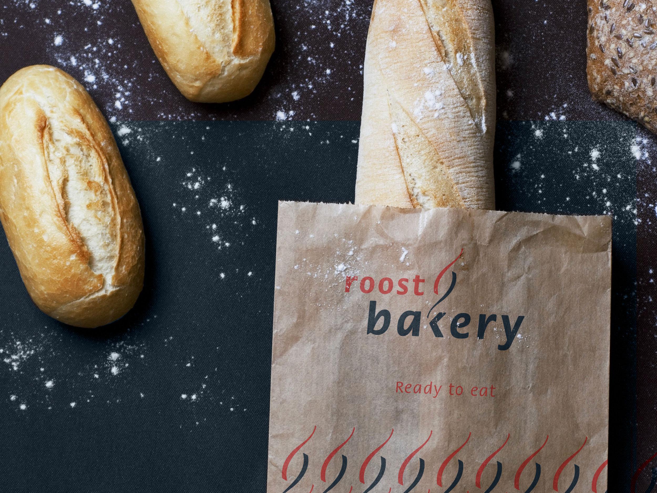 Verpakking Roost Bakery