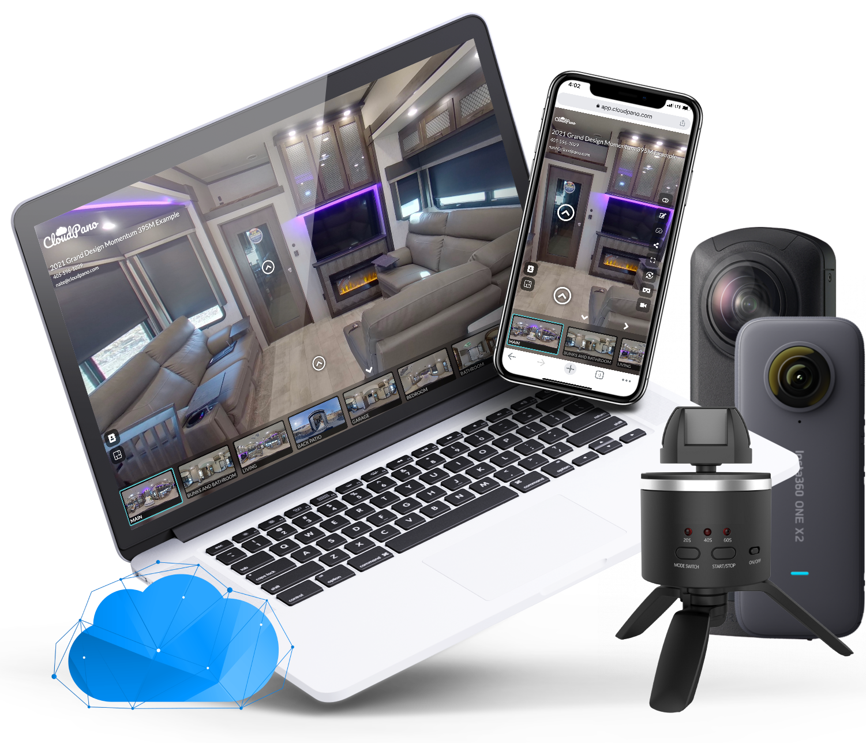 cloudpano-capture