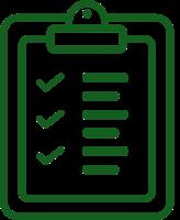Clipboard Icon Green