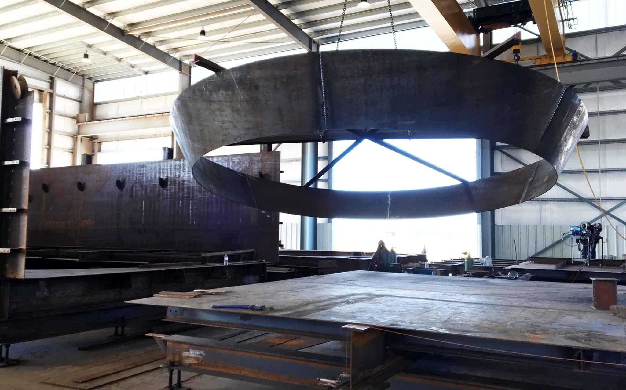 Plate Fabrication