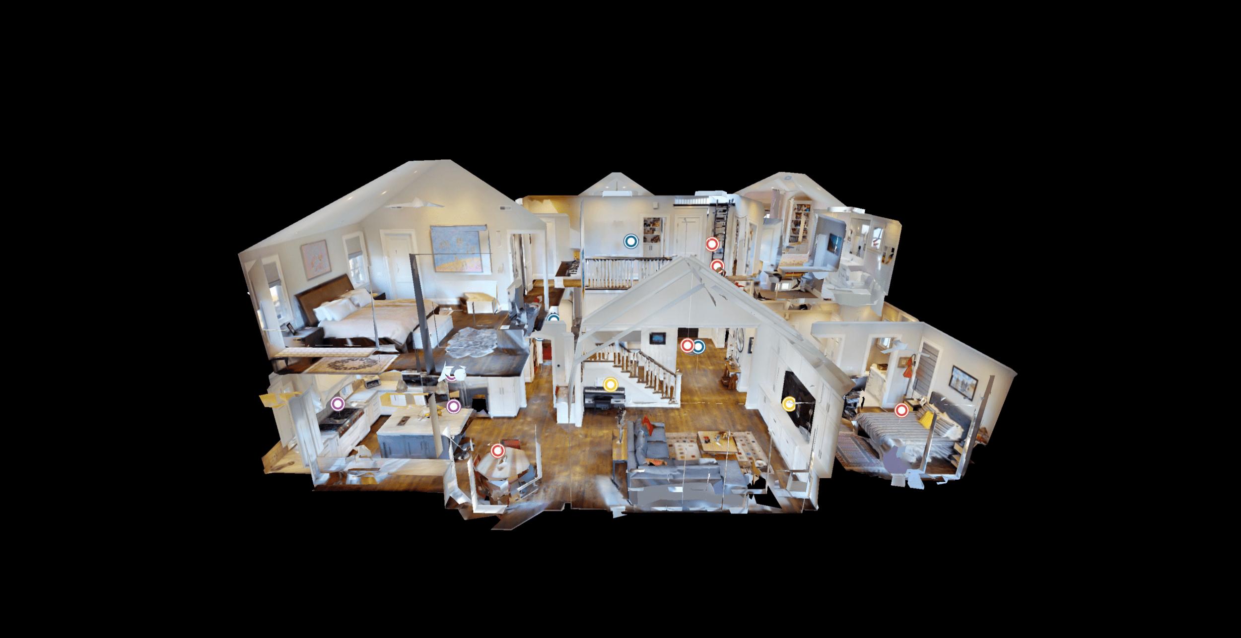 3D-Modell & Raumplan