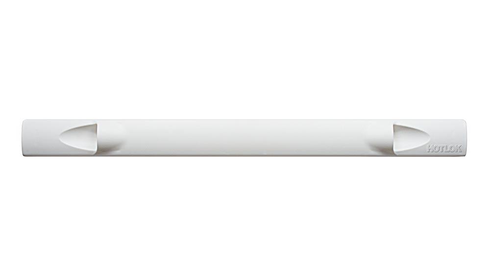 "HotLok® Blanking Panel, 19""W, 1U, White"