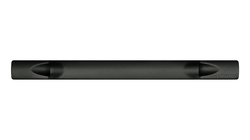 "HotLok® Blanking Panel, 23""W, 1U, Black"