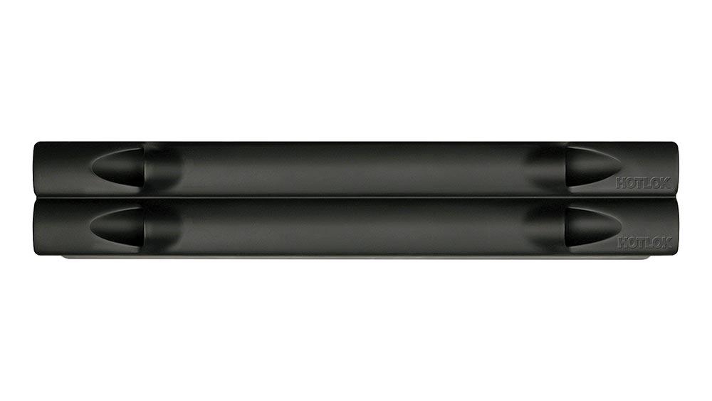 "HotLok® Blanking Panel, 19""W, 2U, Black"