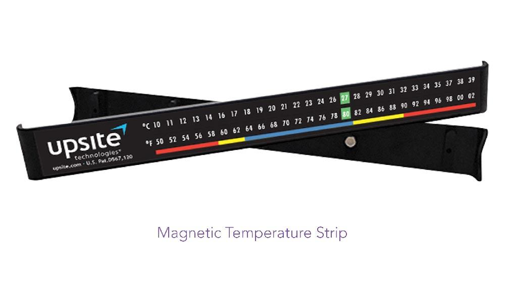HotLok® Magnetic Temperature Strip