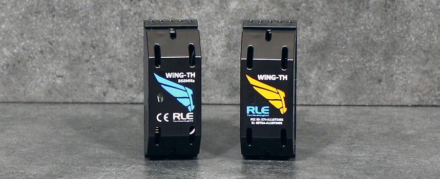 WiNG Temperature/Humidity sensor; 900 MHz wireless transmitter