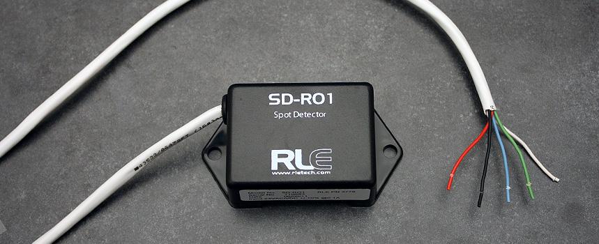 SD-RO1 Spot detector; conductive fluids