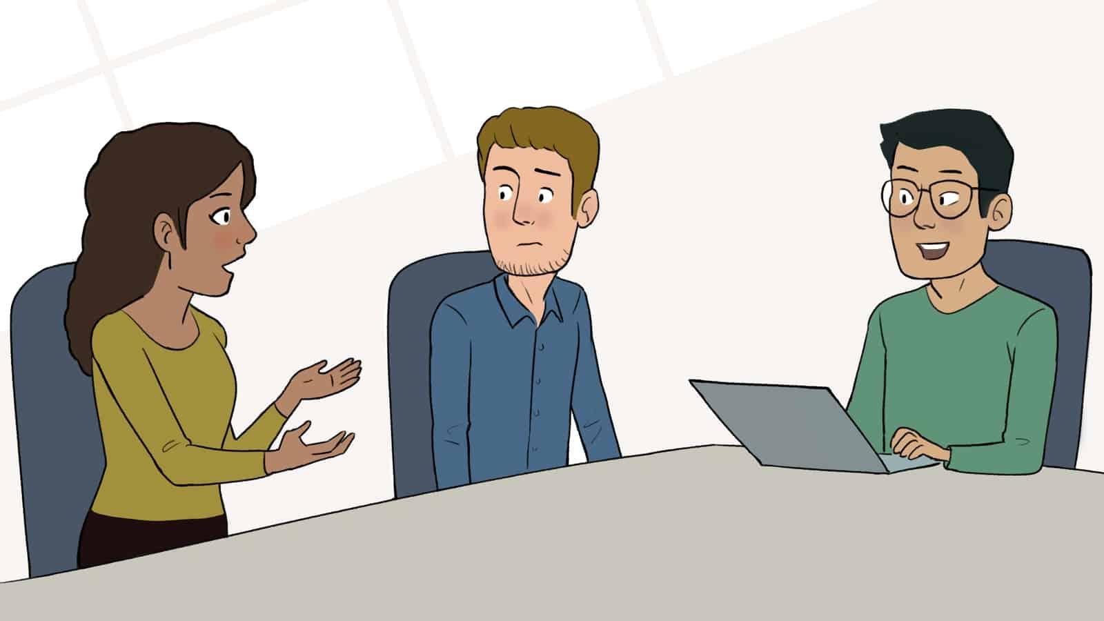 Aprendre à collaborer au travail