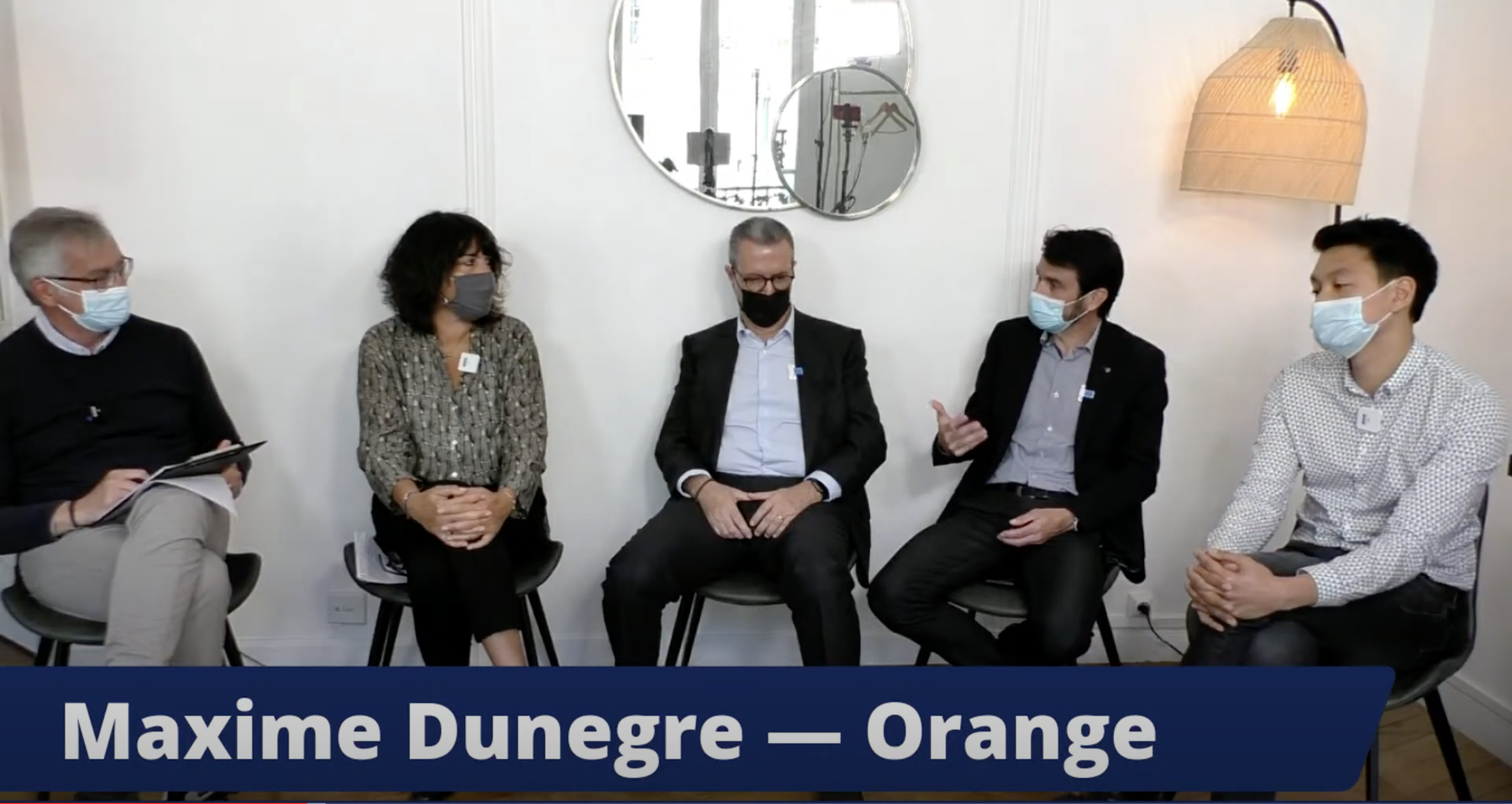 Méthodologie d'aprentissage elearning chez Orange avec la société Didask