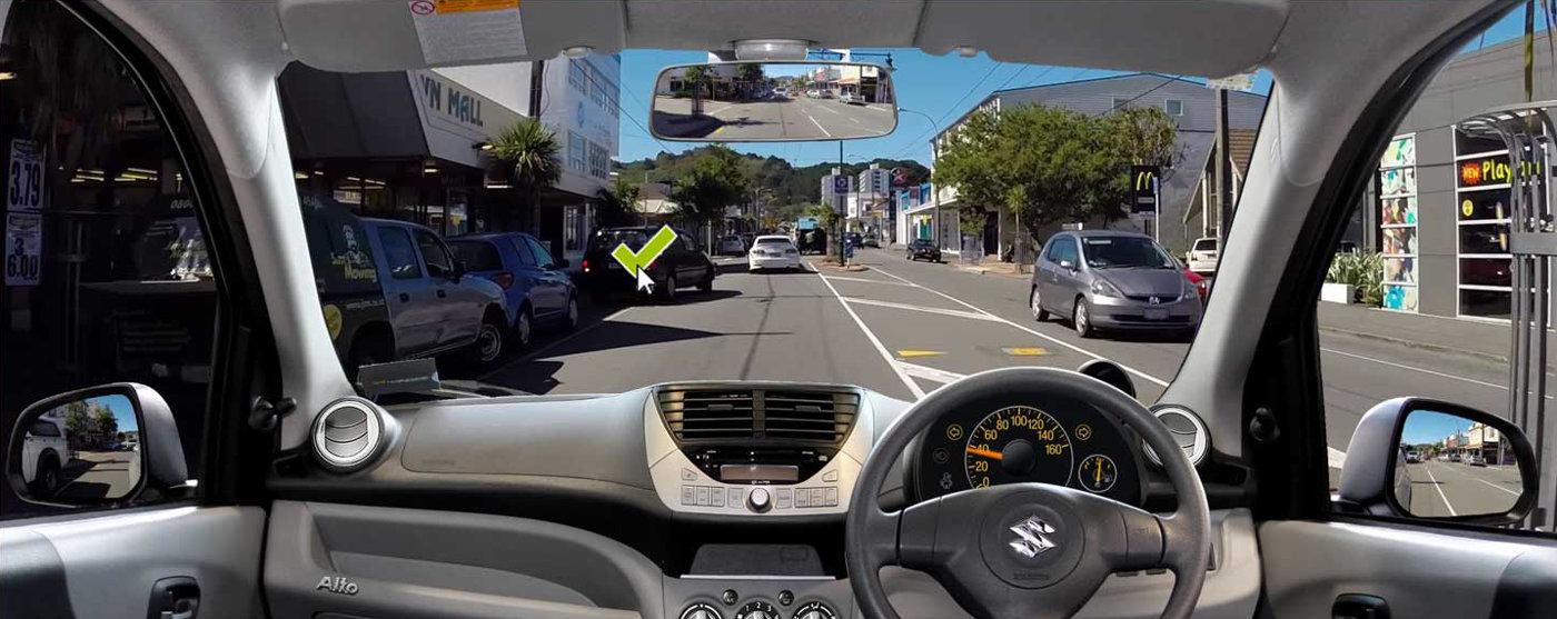 Fleetcoach dynamic hazard perception trial