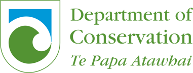 Department of Conservation (DOC) logo