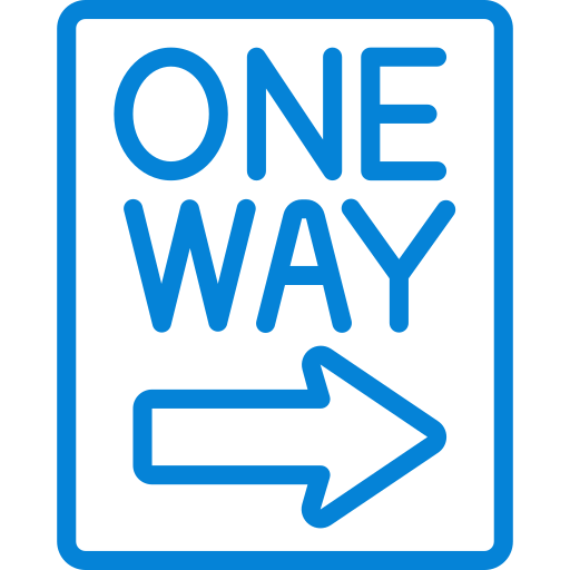 Mono-one-way