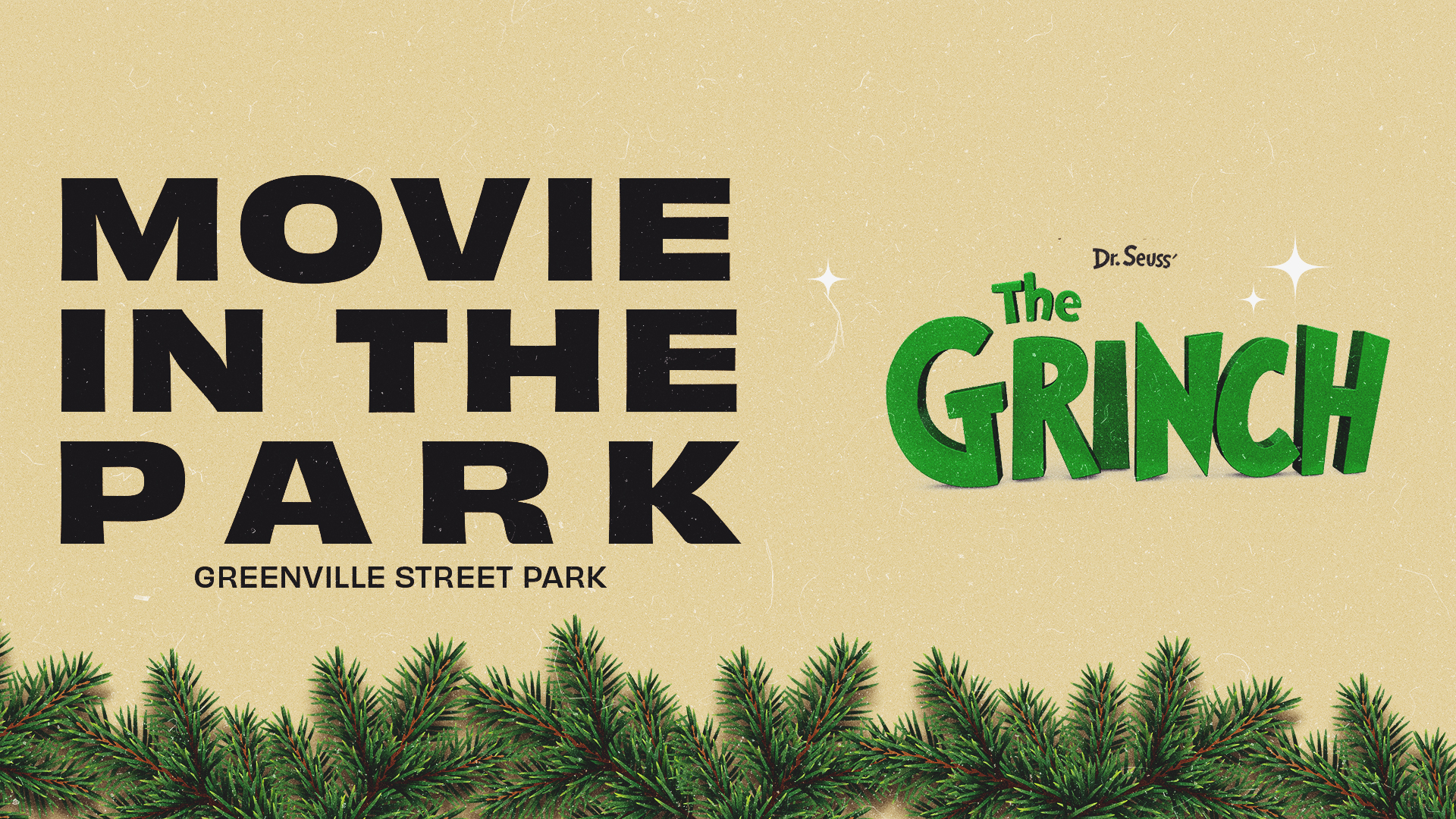 Movie In The Park: The Grinch